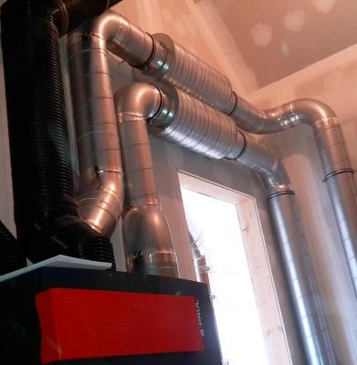 Galva Opbouwkanalen – ventilatiesysteem