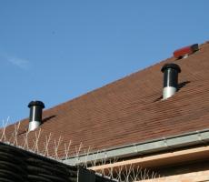 Roosters, ventielen en dakdoorvoeren 05