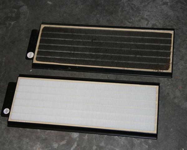 Toebehoren ventilatie – filter
