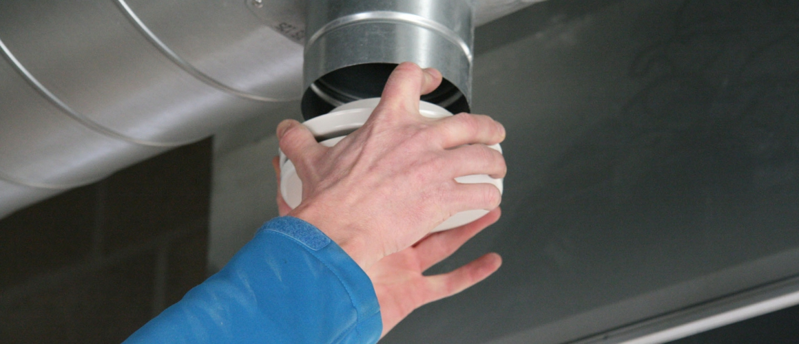 Work in Progress – ventielen ventilatiesysteem