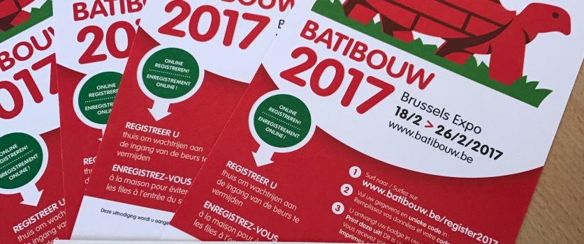 Gratis tickets Batibouw 2017