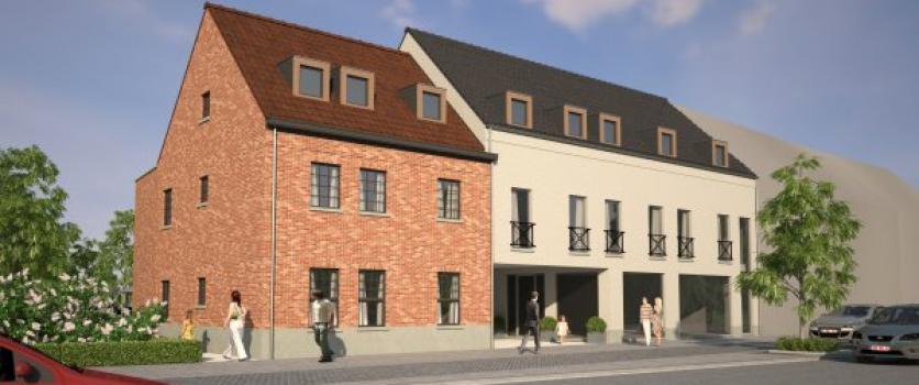 Ventilatie C+ in 6 appartementen | Tongerlo